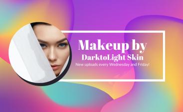 Makeup by DarktoLight Skin